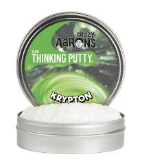 KRYPTON GLOW THINKING PUTTY