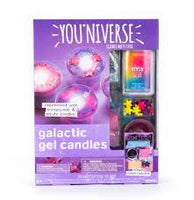 YOUniverse Galactic Gel Candles