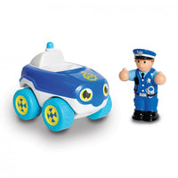 My First WOW Police Car Bobby