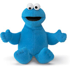 Cookie Monster  Plush