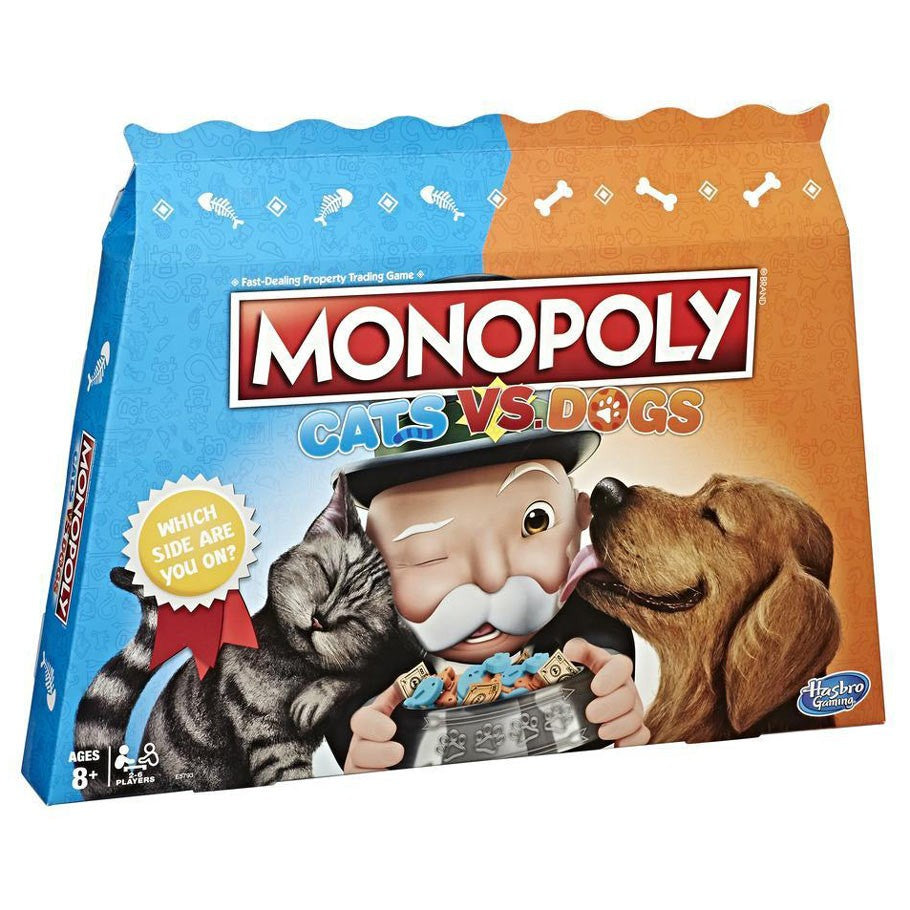 Monopoly: Cats Vs Dogs