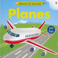 Planes (Usborne Lift and Look)