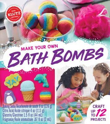 Make Your Own Bath Bombs