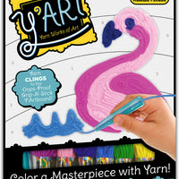 Y'Art Craft Kit - Flamingo