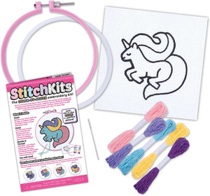 Stitch Kits Unicorn Cross Sticth