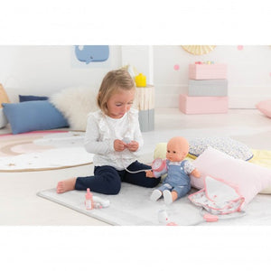 "Corolle Large doctor set for 14""/17'' baby doll"