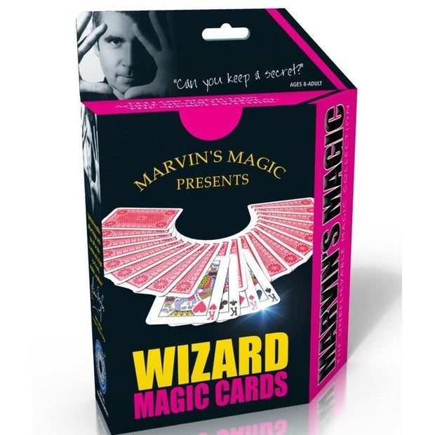 Marvins Magic Wizard Magic Cards