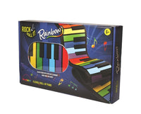 ROCK AND ROLL IT! Flexible Roll Up Piano Set