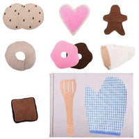 Plush Baking Set