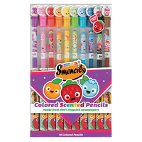 Colored Smencils Scented Color Pencils