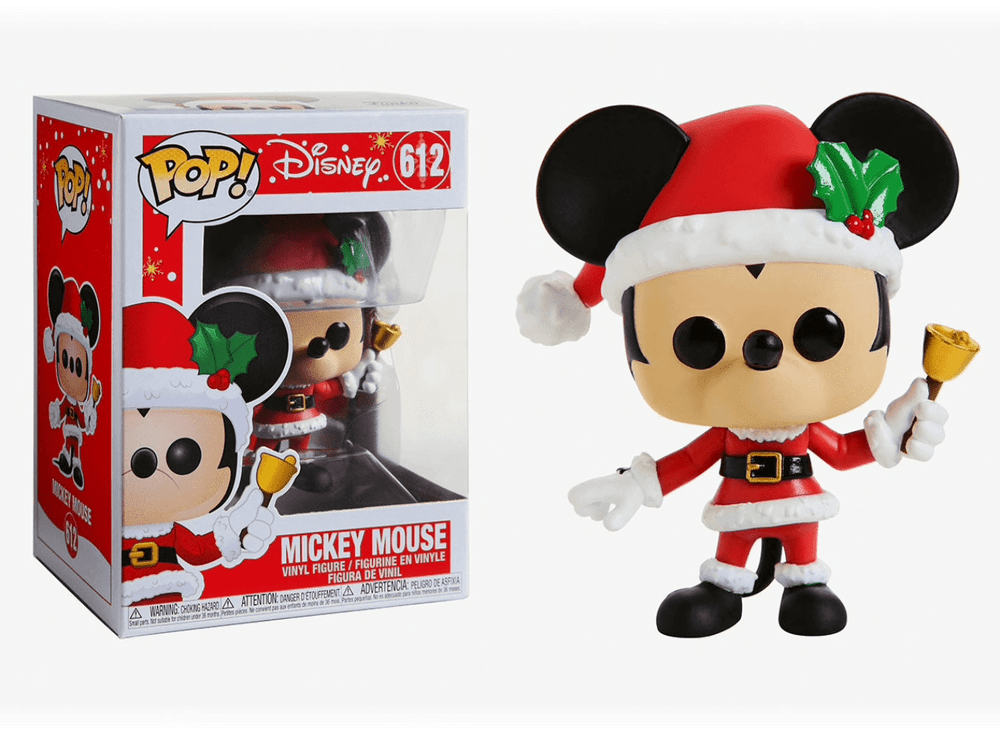 Holiday Mickey 612