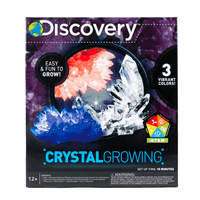Discovery Kids Crystal Growing Kit