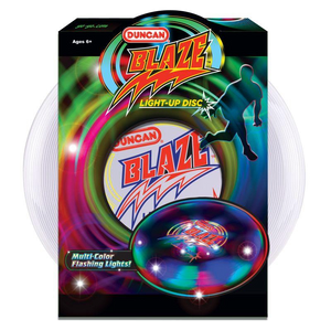 Blaze Light Up Flying Disc