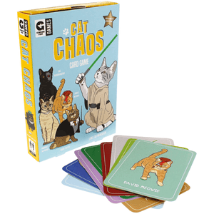 Cat Chaos Card Game