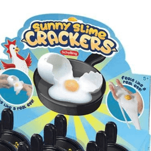 Schylling Sunny Slime Crackers