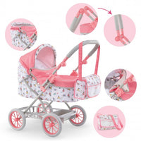 carriage for 14-inch baby doll /17'' / 20''