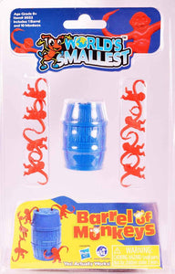 World's Smallest - Barrel of Monkeys