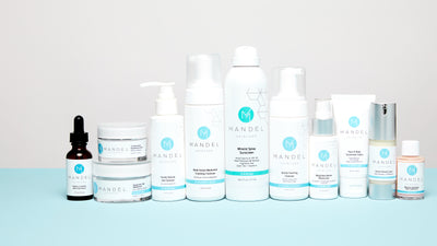 Introducing Mandel Skincare