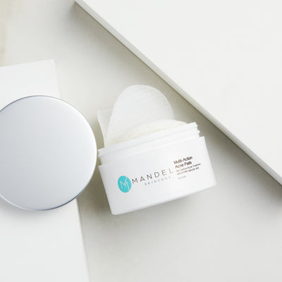 Multi-Action Acne Pads