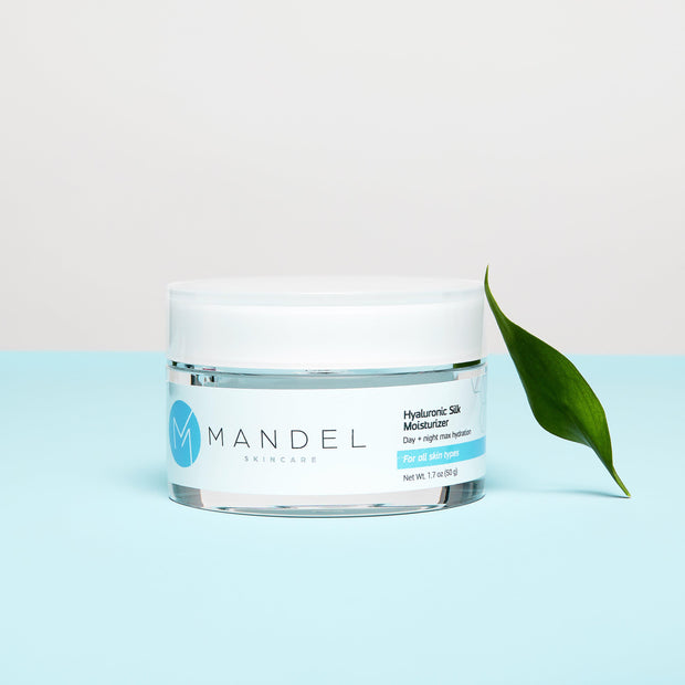 Mandel Skincare Hyaluronic Silk Moisturizer for all skin types