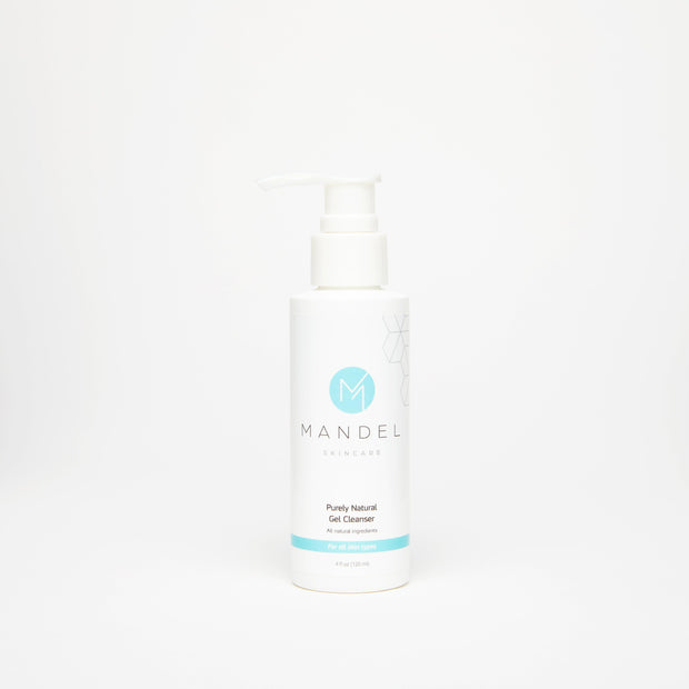 Mandel Skincare Purely Natural Gel Cleanser for all skin types