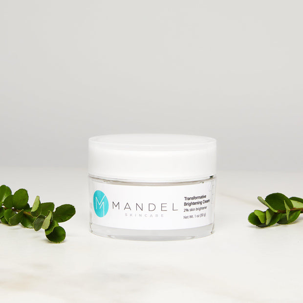 Mandel Skincare Transformative Brightening Cream for pigment correction