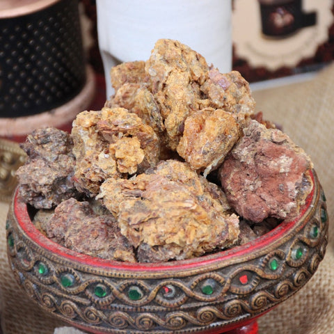 Myrrh - General information, medicinal uses and other applications