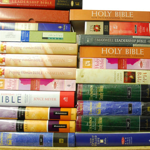 Books and Bibles Blessiah