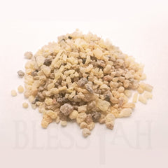 Frankincense resine how to burn Blessiah