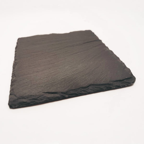 Heat-resistant Slate Coaster Base Support for Incense Resin Charcoal Burners  Blessiah Heat-resistant Coaster Base Support Blessiah