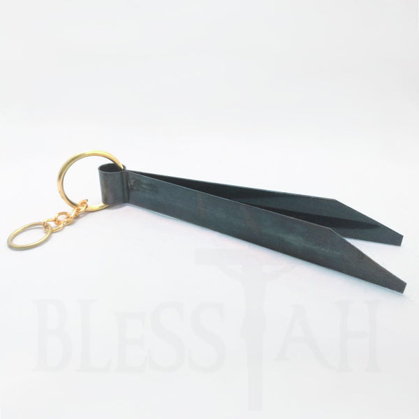 Tongs for charcoal tablets and Incense Resin- Brass  Blessiah Tongs Blessiah