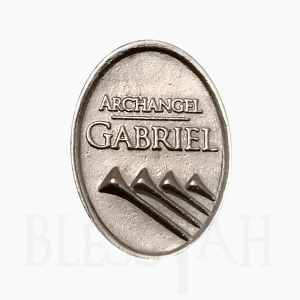 Small Archangel Protection Token - Gabriel  AngelStar Token Blessiah