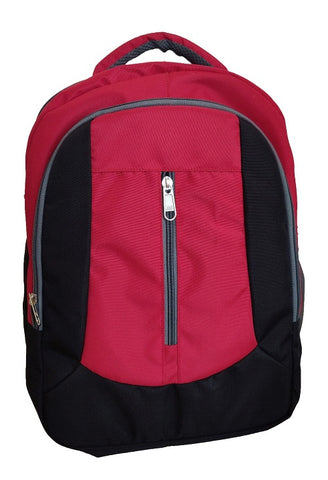 Fantastic Red And Black Graphic Gravity Backpack And Laptop Bag