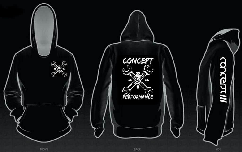 Represent Concept 3 With New Gear