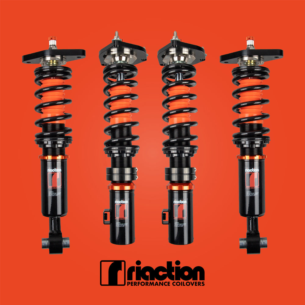 Hyundai Genesis Coupe 10-16 (True Rear) Riaction Coilovers