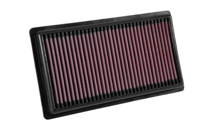 K&N 16-18 Toyota CH-R L4-1.2L F/l Replacement Drop In Air Filter