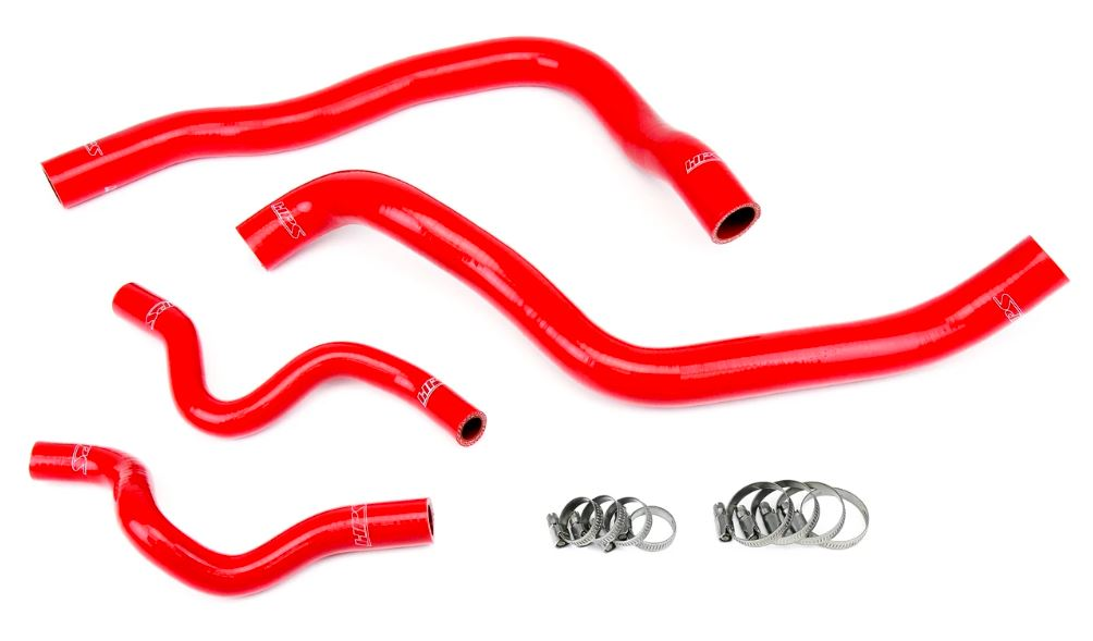 HPS Reinforced Silicone Radiator Hose Kit Coolant Kia 11-15 Optima 2.4L
