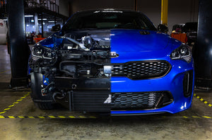 Mishimoto 2018+ Kia Stinger GT 3.3T Performance Intercooler Kit