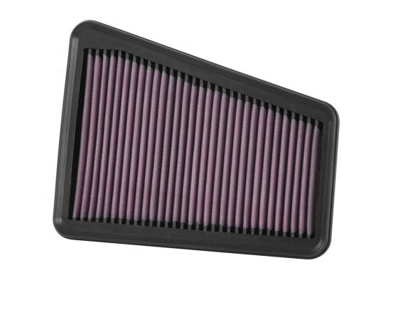K&N 2019 Genesis G70 V6-3.3L Left/Right Side Drop In Air Filter