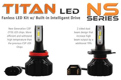 TITAN LEDS NS Series
