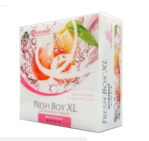 Tree Frog White Peach XL Air Freshner