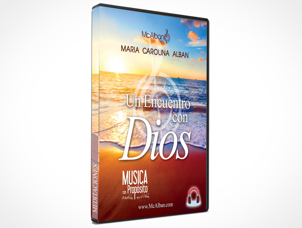 ENCUENTRO CON DIOS. (Meditaciones- Digital Download) MP3