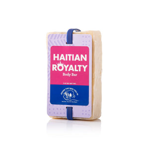 "*ROYALTY* ""HAITIAN"" Natural Soap Bar (4oz)"