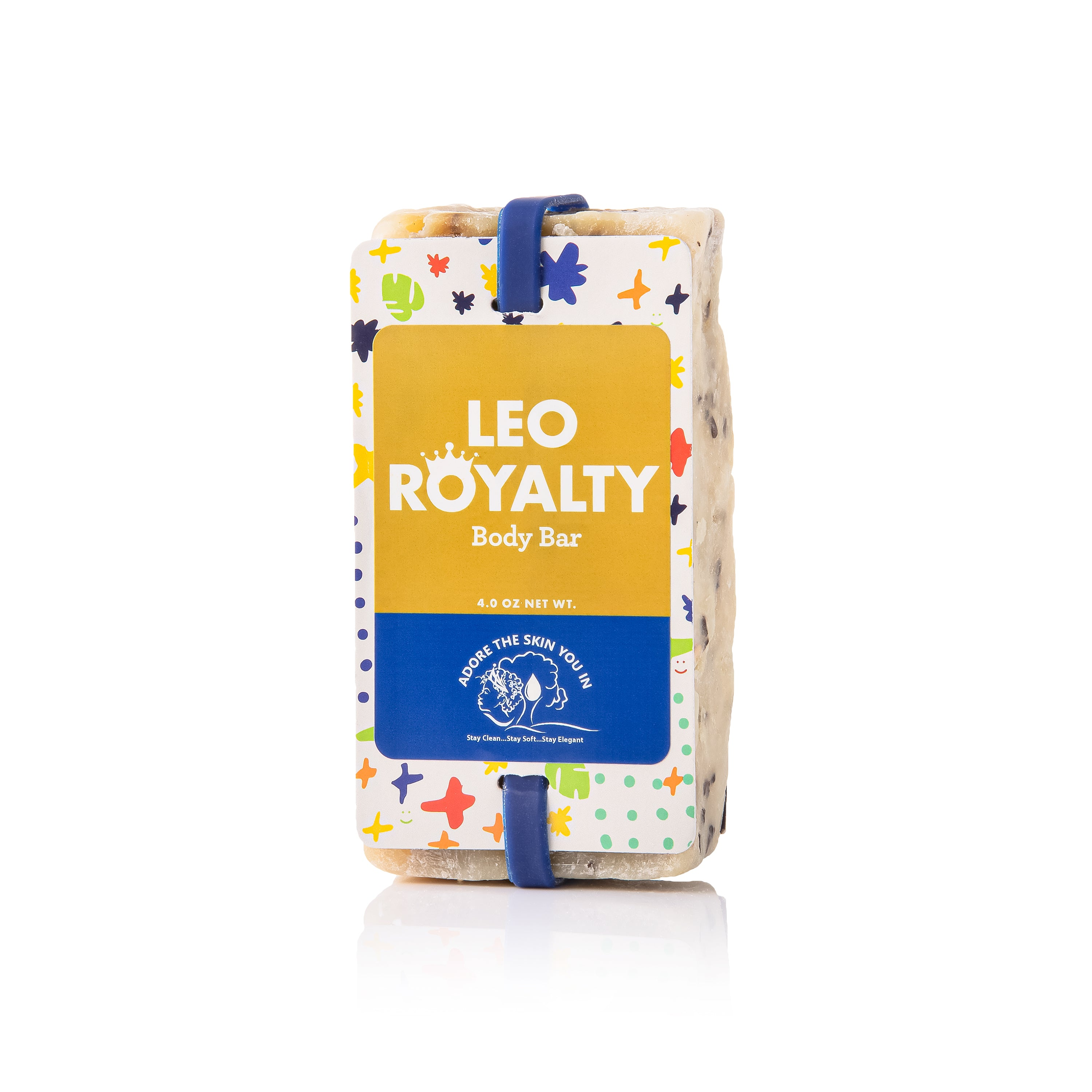 "*ROYALTY* ""LEO"" Natural Soap Bar (4oz)"