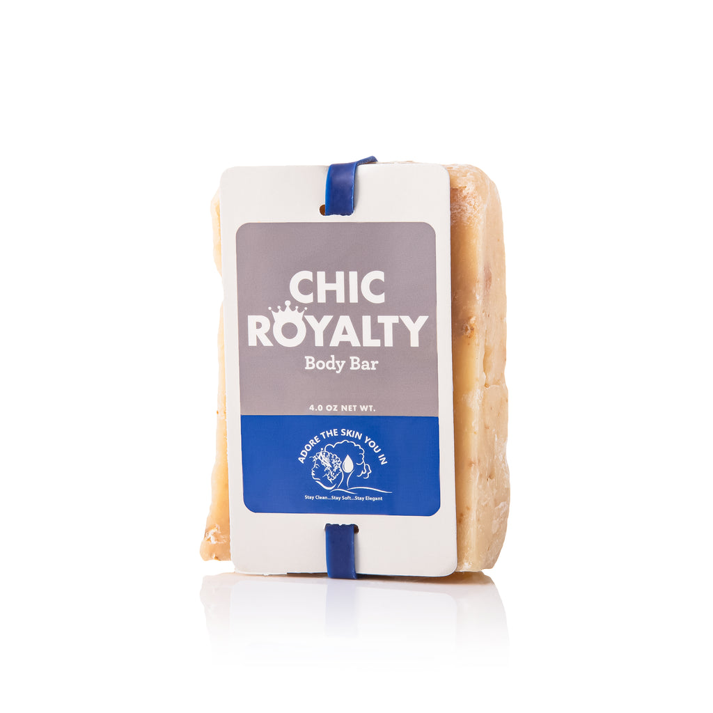 "ROYALTY* ""CHIC"" Natural Soap Bar (4oz)"
