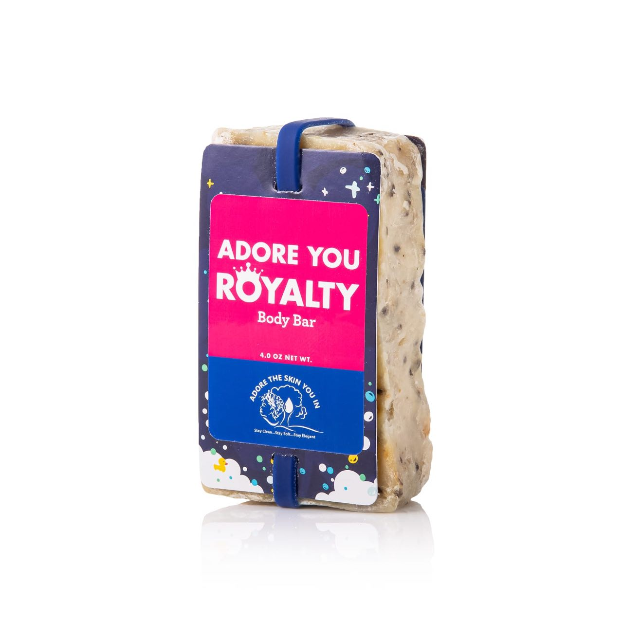 "*ROYALTY* ""ADORE YOU"" Natural Soap Bar (4oz)"