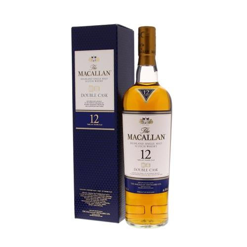 Macallan Double Cask 12 Years 40° 0.7L-Ginsonline