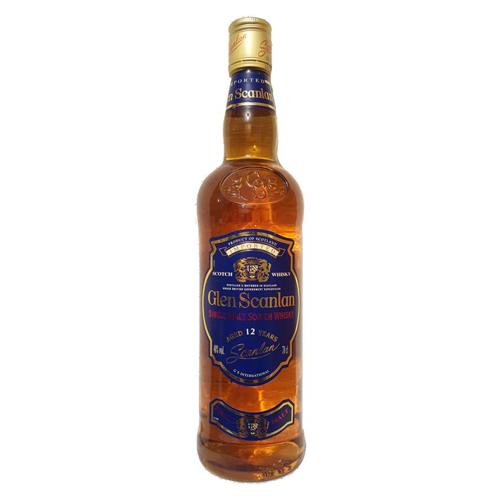 Glen Scanlan Single Malt 12 Years 40° 0,7L-Ginsonline