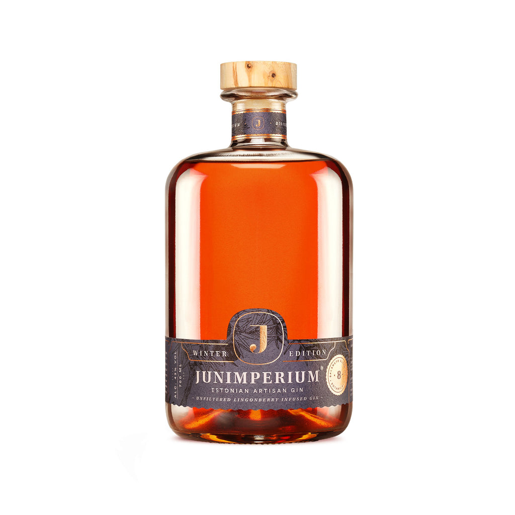 Junimperium Gin Winter edition 43° 70Cl