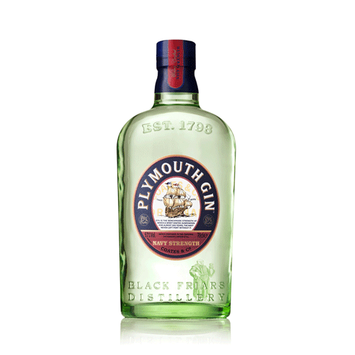 Plymouth Navy Strength Gin 57° 70Cl-Ginsonline